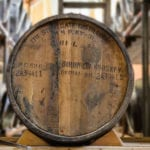 Barrel of Bourbon Whiskey from Stonegate Distillery