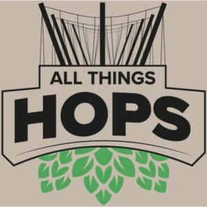 All things hops Podcast Cover Art